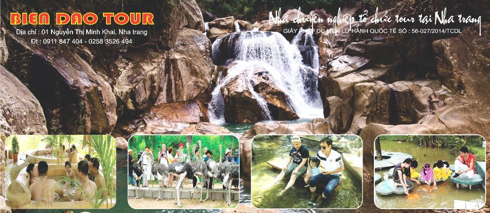 Tour Yang Bay Nha trang